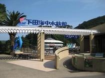 下田海中水族館 車で約20分