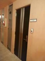 【新館】お部屋のドア