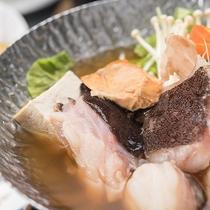 *あんこう鍋/九十九里の冬の味覚をお楽しみください
