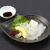 【精進料理 一例】肉・魚を使わない、ヘルシーな料理となっております。