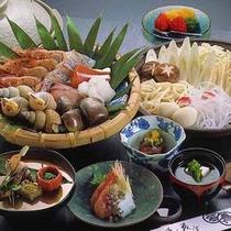海鮮すき鍋