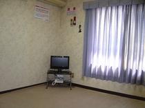 客室・和洋室4.5畳相当「鈴蘭の間」