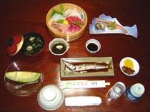 夕食・海鮮会席・桜〜竹プラン・通年