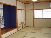 客室・和室9畳「藤の間」