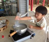 【海水から塩!】島マースお守り作りプラン【朝食付】
