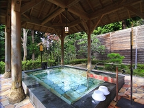 ■温泉:露天:水風呂■