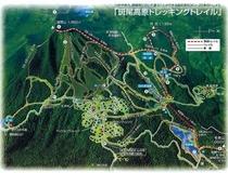 信越トレイル/トレッキングマップ