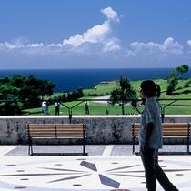 *【館内のご紹介】目の前には太平洋を一望!