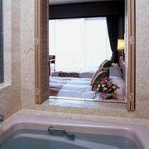 *【お部屋のバスルーム一例】