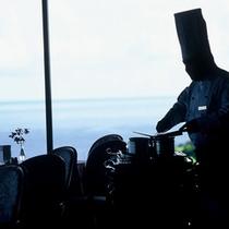 *【2階レストラン『玻名城』(はなしろ)】