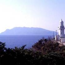 屋久島灯台(永田灯台)