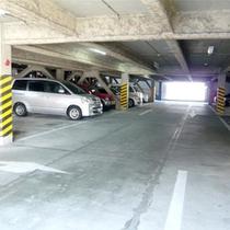 【ホテル契約駐車場】