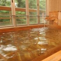 ≪奥利根八湯≫檜風呂