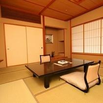 <部屋> 山側和室