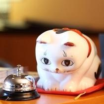 招き猫ちゃん