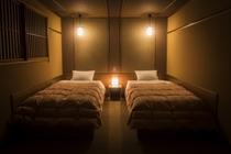 16畳和洋室(寝室)