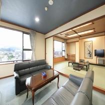 ■客室一例/広々としたお部屋で心も体もリラックス