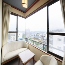 ■客室一例/客室からの見晴らしもいいですよ!