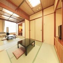 ■客室一例/ゆったり、のんびりとお過ごしくださいませ