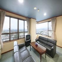 ■客室一例/客室からの眺めも素敵ですよ