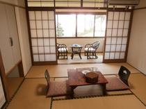 東側客室一例