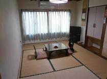 西側客室一例