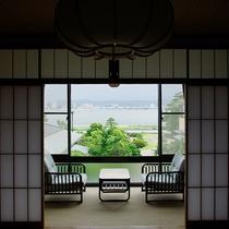 宍道湖向き8畳