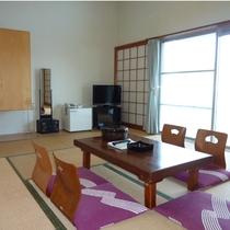 別館ふるさと荘 10畳和室・山側(一例)