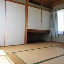 ロッジ★和室(一例)