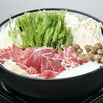 *夕食一例(冬)/すき焼き