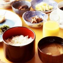 10プラン朝食