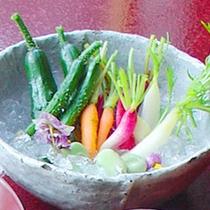女将の野菜