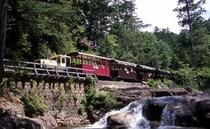 赤沢自然休養林 森林鉄道