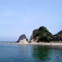 5月の今子浦海岸
