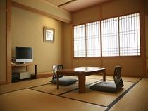 趣の異なる和室(一例)