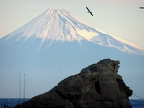 世界一富士山がきれいに見える町①
