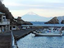世界一富士山がきれいに見える町②