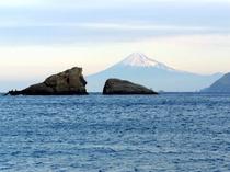 世界一富士山がきれいに見える町③