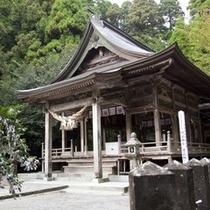 【阿蘇の観光】国造神社(阿蘇市)