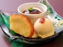 デザートの一例