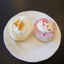 *ワンちゃん用デザート(当日予約制)/見た目もとってもかわいい!