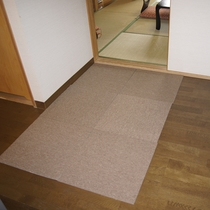 *室内/和室板の間タイルカーペット