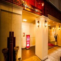 新ホテル入口2
