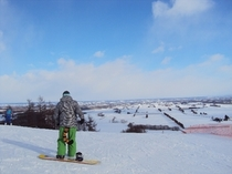 新嵐山スキー場