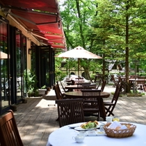 レストラン ガーデンテラス