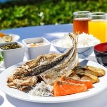★和洋朝食ビュッフェ和食盛付イメージ