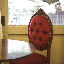 茶寮「カフェ&バー」・テーブル、椅子