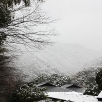 ●外観(雪景色)