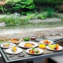 ■チリエージョ朝食ブッフェイメージ