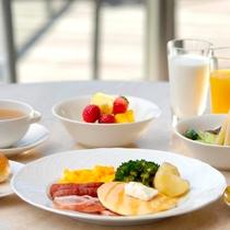 ■グランカフェ パティオ朝食イメージ